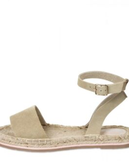 Espadrilles with straps