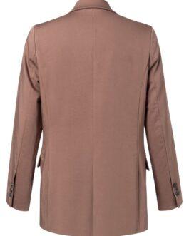 Stretch tailored blazer