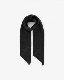 Pieces  sjaal – Black, ONESIZE