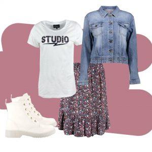 What to wear: Lentekriebels