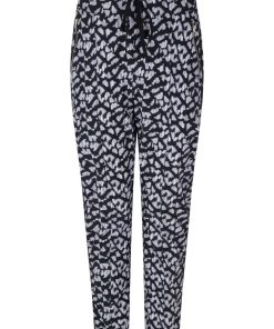 Zoso Allover Printed Travel Pant