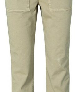 Straight fit worker trousers