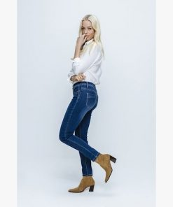 Red Button Jimmy Midstone Jeans