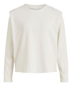 Vila Virillo Shoulder Pad Sweater