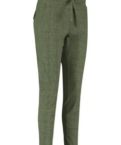Studio Anneloes Stairsup Check Trouser